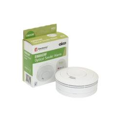 Ei605CRF RadioLINK Battery Optical Smoke Alarm