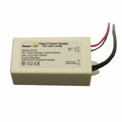 PowerLED IP65 350mA Constant Current LED Lighting Power Supply