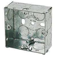 Metal Backboxes