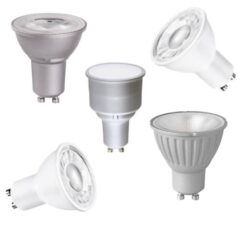 Most Popular GU10 LED lamps