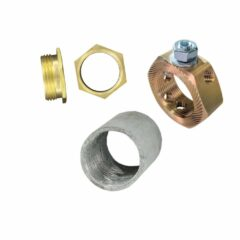 Earthing Nuts/ Brass Bushes/ Solid Couplers