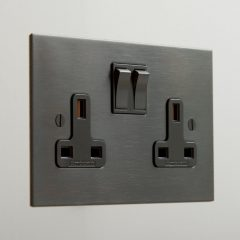 double-13amp-socket