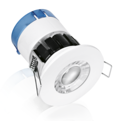 Aurora A6™ Fixed 6W Dimmable Fire Rated Downlight 3000K