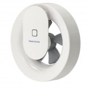 Vent Axia Lo Carbon Svara Bluetooth Axial Fan 100mm