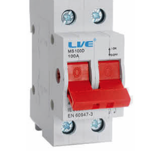 LIVE MS 100D 100A Main Switch