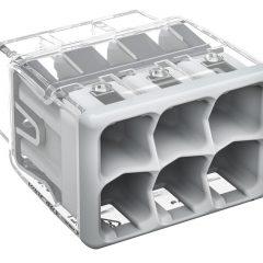 2773-406 Wago Connector 6 Way 4mm