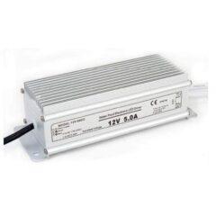 Deltech 12V 60W Constant Voltage LED Driver IP67
